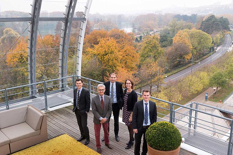 Bremens Associes Notaires Cite Internationale Lyon